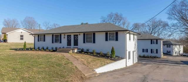 1860 Memorial Drive, Clarksville, TN 37043 (MLS #RTC2235961) :: Nashville on the Move