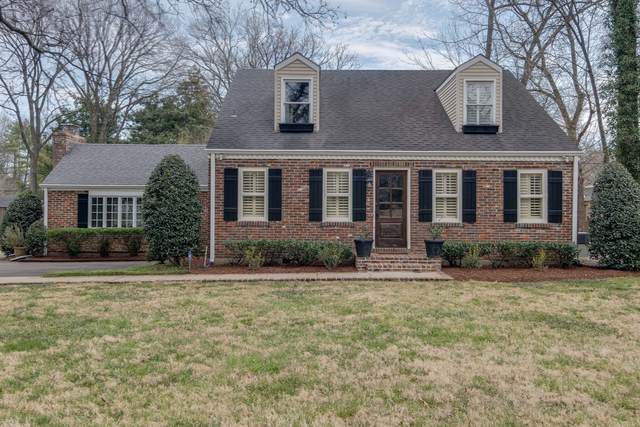 402 Page Rd, Nashville, TN 37205 (MLS #RTC2236107) :: The Miles Team | Compass Tennesee, LLC