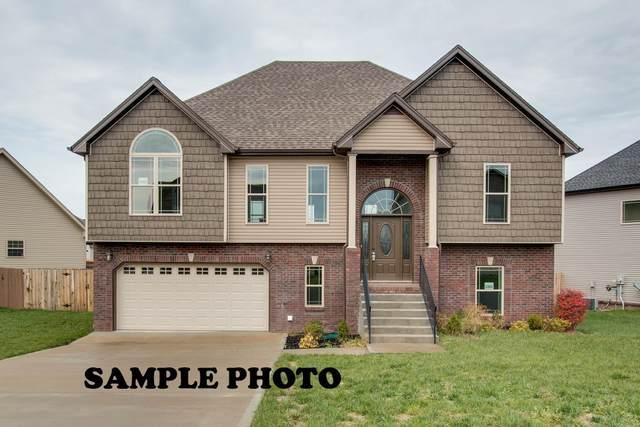 140 Griffey Estates, Clarksville, TN 37042 (MLS #RTC2236175) :: Nelle Anderson & Associates