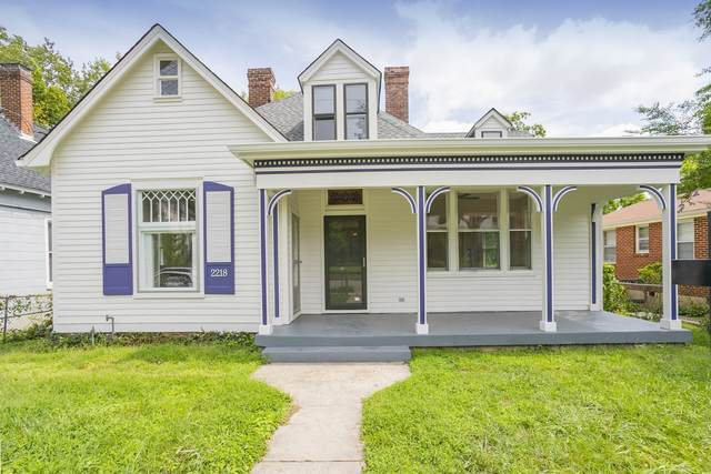 2218 White Ave, Nashville, TN 37204 (MLS #RTC2236366) :: Live Nashville Realty