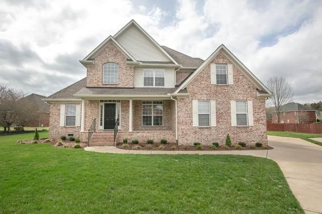1206 Wheatley Cove, Murfreesboro, TN 37129 (MLS #RTC2236726) :: Nelle Anderson & Associates