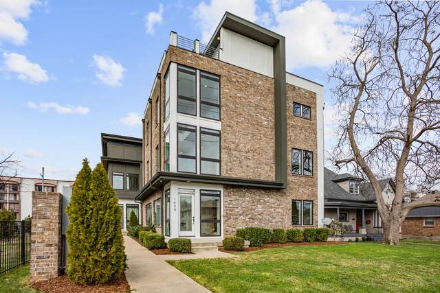 1408 Sigler St, Nashville, TN 37203 (MLS #RTC2236742) :: Christian Black Team