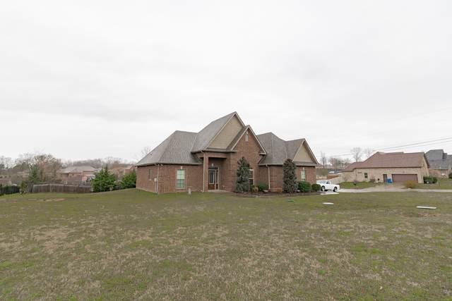 1205 Royal Oak Ave, Murfreesboro, TN 37129 (MLS #RTC2236762) :: Ashley Claire Real Estate - Benchmark Realty