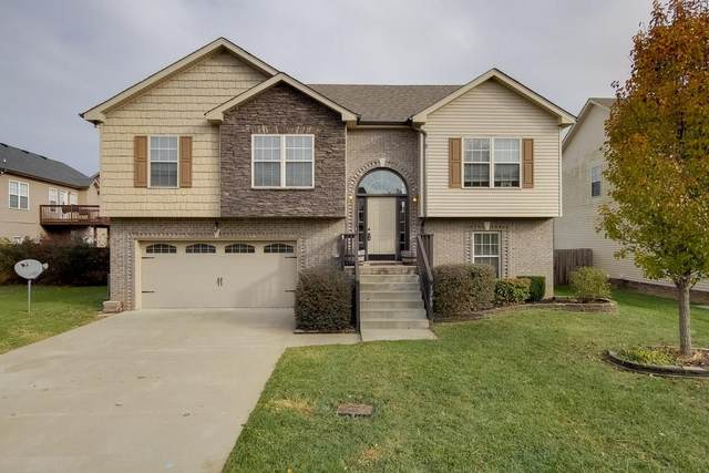 1260 Chinook Circle, Clarksville, TN 37042 (MLS #RTC2236775) :: RE/MAX Fine Homes