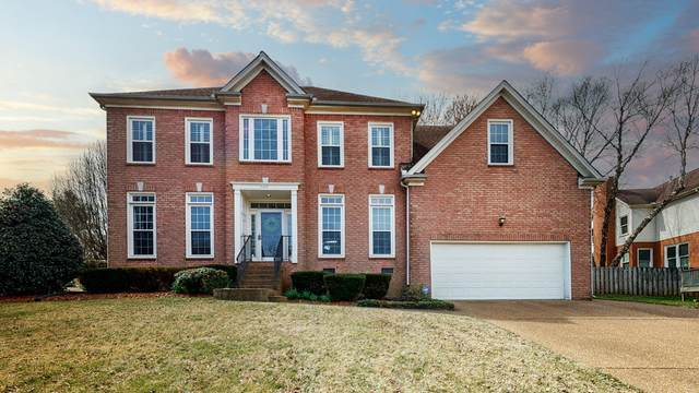 5305 Fredericksburg Way W, Brentwood, TN 37027 (MLS #RTC2236785) :: Ashley Claire Real Estate - Benchmark Realty