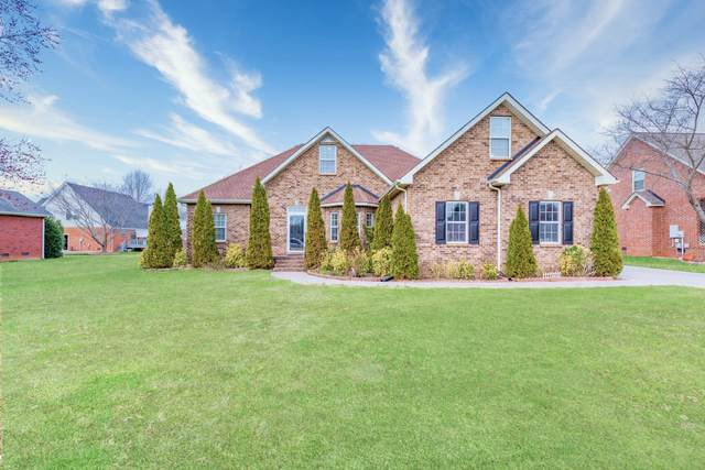 390 Allgrin Ct, Murfreesboro, TN 37128 (MLS #RTC2237013) :: Team Wilson Real Estate Partners