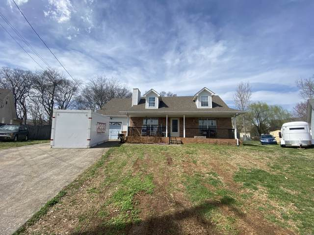 1414 Marla Ct, Clarksville, TN 37042 (MLS #RTC2237024) :: Felts Partners