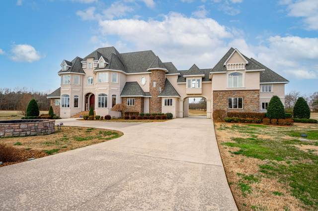 554 Willow Brook Drive, Manchester, TN 37355 (MLS #RTC2237066) :: The Miles Team | Compass Tennesee, LLC