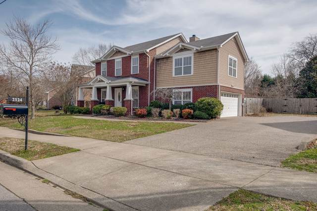 2124 Remington Park Rd, Old Hickory, TN 37138 (MLS #RTC2237130) :: Nashville on the Move