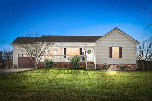 1024 Hot Shot Drive, Clarksville, TN 37042 (MLS #RTC2237181) :: Real Estate Works
