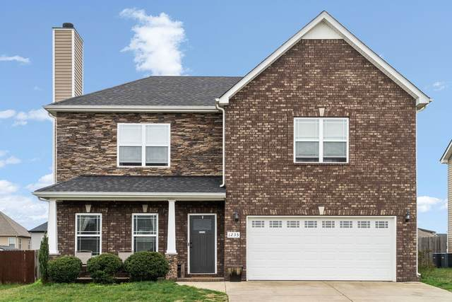 1235 Snowball Ln, Clarksville, TN 37042 (MLS #RTC2237218) :: The Milam Group at Fridrich & Clark Realty