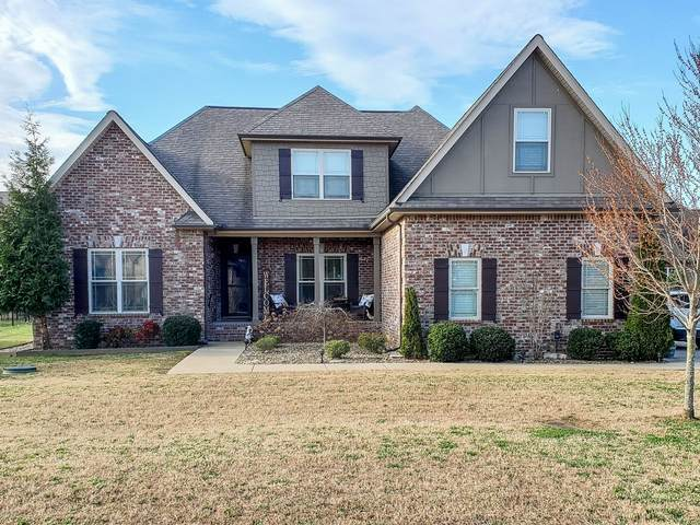 4322 Whirlaway Drive, Murfreesboro, TN 37127 (MLS #RTC2237271) :: The Miles Team | Compass Tennesee, LLC