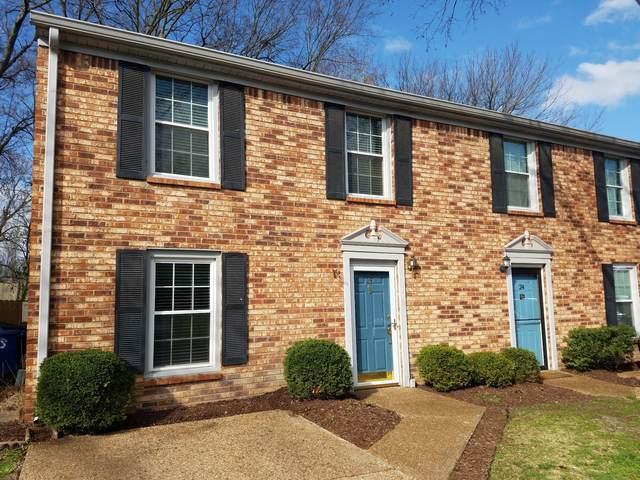 1129 W Main St #23, Franklin, TN 37064 (MLS #RTC2237470) :: Nashville on the Move