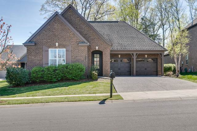 4811 Jobe Trail, Nolensville, TN 37135 (MLS #RTC2237511) :: Trevor W. Mitchell Real Estate