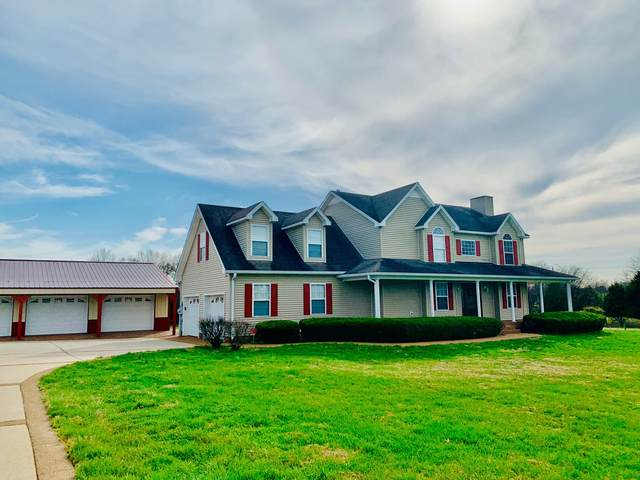 284 Tom Ferrell Rd, Portland, TN 37148 (MLS #RTC2237521) :: Nashville on the Move