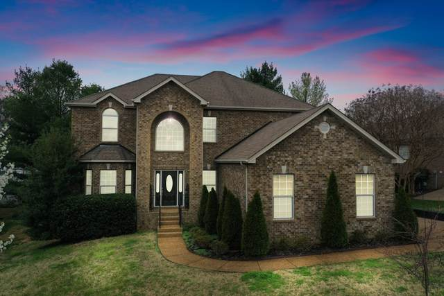 6021 Brentwood Chase Dr, Brentwood, TN 37027 (MLS #RTC2237534) :: Candice M. Van Bibber | RE/MAX Fine Homes