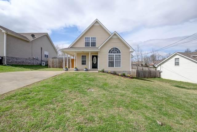 2850 Rome Ln, Clarksville, TN 37040 (MLS #RTC2237568) :: Nelle Anderson & Associates