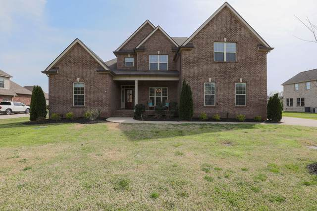 4306 Whirlaway Dr, Murfreesboro, TN 37127 (MLS #RTC2237583) :: FYKES Realty Group