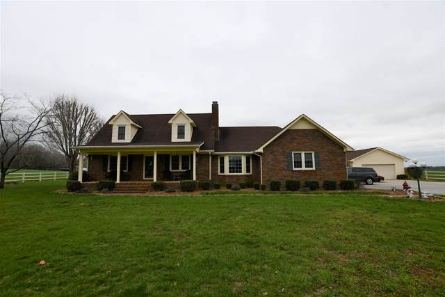 725 Carter Rd, Decherd, TN 37324 (MLS #RTC2237632) :: Village Real Estate
