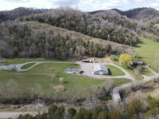 41 Mason Hollow Rd, Woodbury, TN 37190 (MLS #RTC2237843) :: John Jones Real Estate LLC