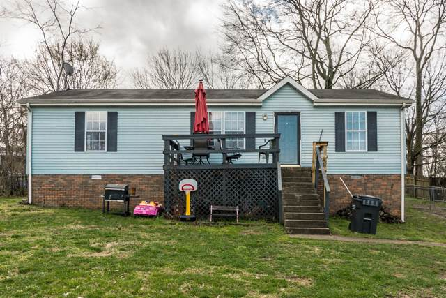 1022 Lynndale Dr, Castalian Springs, TN 37031 (MLS #RTC2237914) :: Christian Black Team