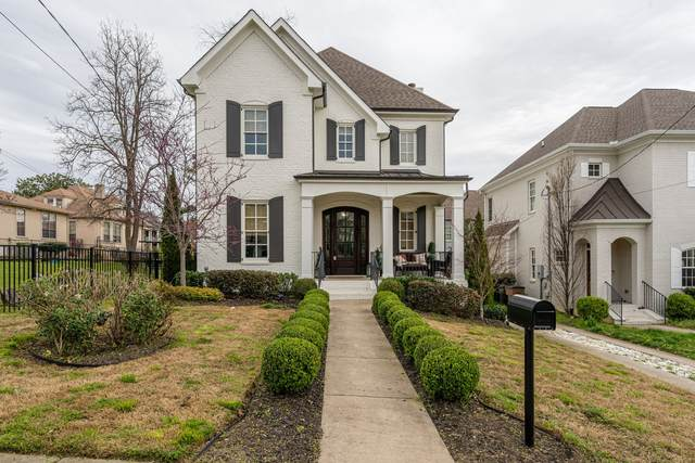 1816 10th Ave S, Nashville, TN 37203 (MLS #RTC2237921) :: Live Nashville Realty