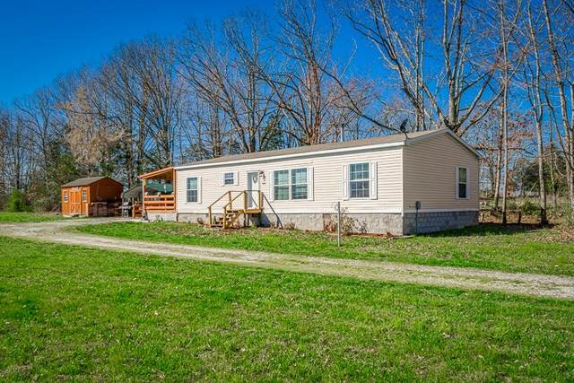 3400 Spring Creek Rd, Cookeville, TN 38501 (MLS #RTC2237970) :: Nashville on the Move