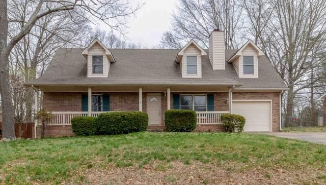 1169 Woodbridge Drive, Clarksville, TN 37042 (MLS #RTC2238017) :: Nelle Anderson & Associates