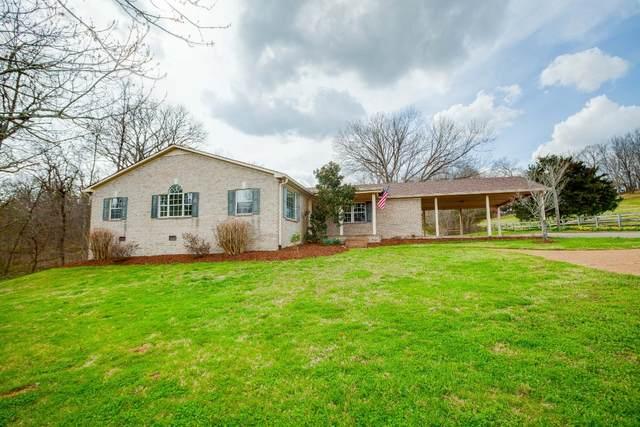 1966 Burke Hollow Rd, Nolensville, TN 37135 (MLS #RTC2238030) :: Re/Max Fine Homes