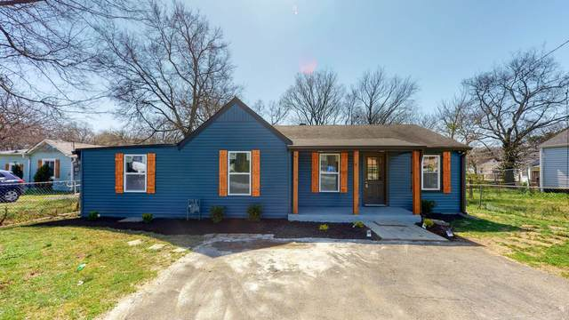 502 Norton Ave, Nashville, TN 37207 (MLS #RTC2238131) :: DeSelms Real Estate