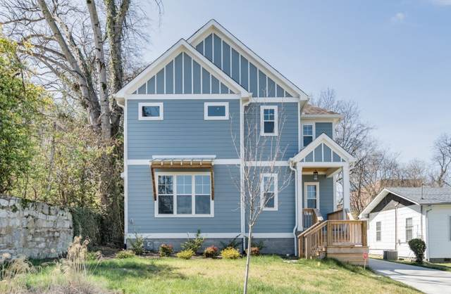 2229 11th Ave S A, Nashville, TN 37204 (MLS #RTC2238157) :: Trevor W. Mitchell Real Estate