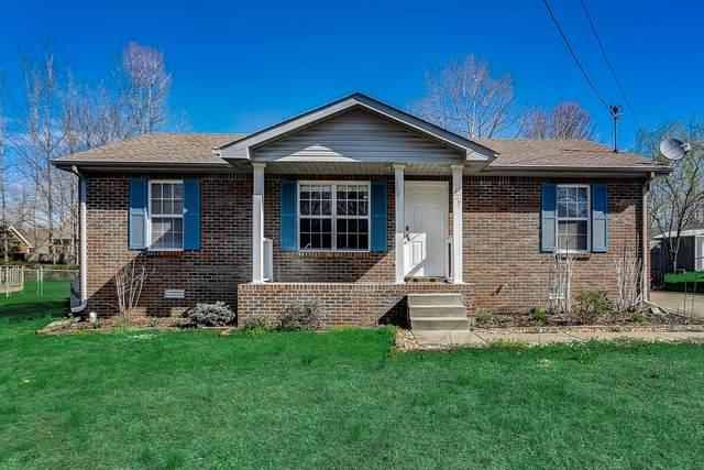 729 Noble Dr, Clarksville, TN 37042 (MLS #RTC2238213) :: Felts Partners
