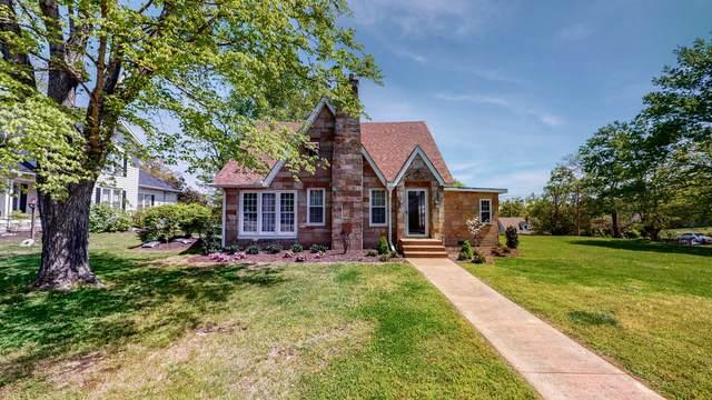 503 W College St, Dickson, TN 37055 (MLS #RTC2238291) :: Village Real Estate