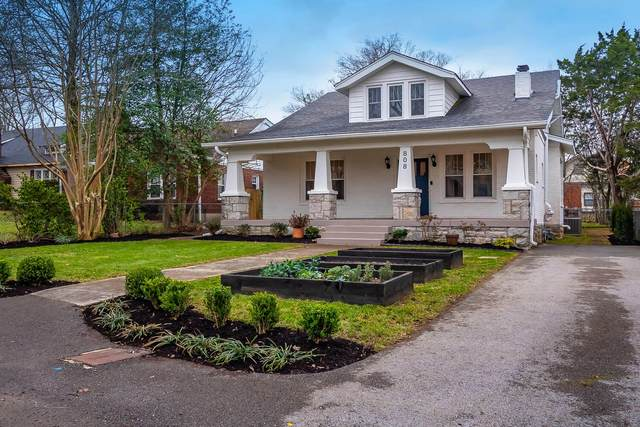 808 N 16th St, Nashville, TN 37206 (MLS #RTC2238334) :: Nelle Anderson & Associates