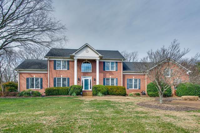 1225 Knox Valley Dr, Brentwood, TN 37027 (MLS #RTC2238356) :: Michelle Strong