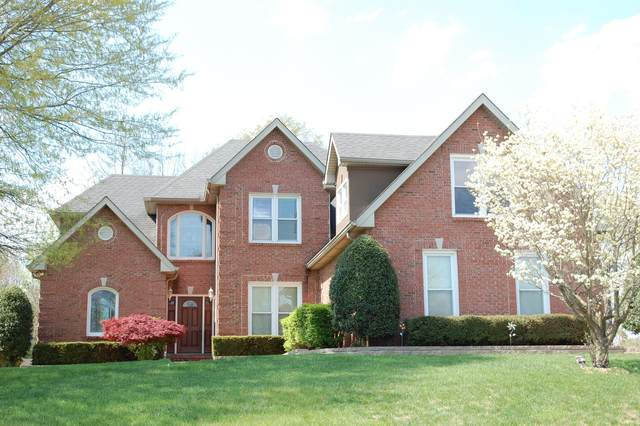 735 Courtland Ave, Clarksville, TN 37043 (MLS #RTC2238463) :: DeSelms Real Estate
