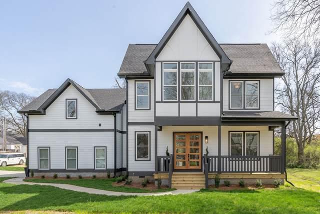 1811 Meridian St, Nashville, TN 37207 (MLS #RTC2238502) :: DeSelms Real Estate