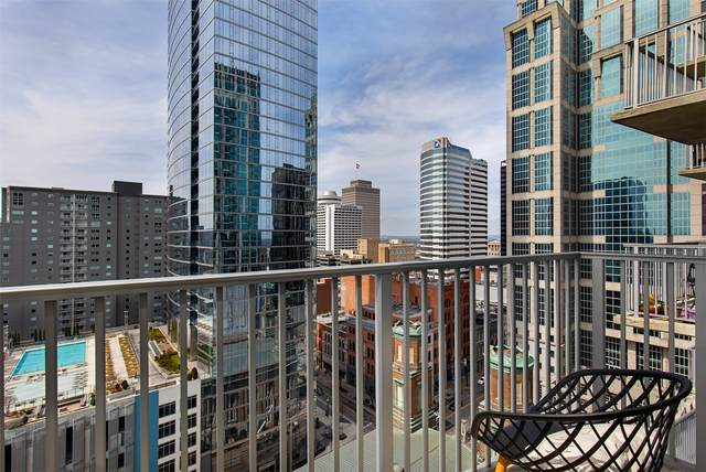 415 Church St #1512, Nashville, TN 37219 (MLS #RTC2238552) :: DeSelms Real Estate