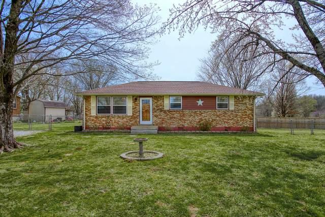 307 Sunset Trl, Mount Juliet, TN 37122 (MLS #RTC2238556) :: Real Estate Works