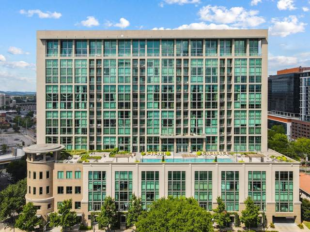 900 20th Ave S #1208, Nashville, TN 37212 (MLS #RTC2238602) :: Team Wilson Real Estate Partners