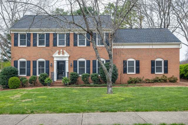 148 Eagles Glen Drive, Franklin, TN 37067 (MLS #RTC2238617) :: Real Estate Works