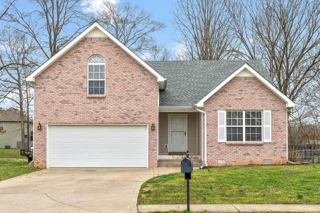 2769 Ann Dr, Clarksville, TN 37040 (MLS #RTC2238704) :: The DANIEL Team | Reliant Realty ERA