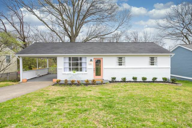 535 Wesley Ave, Nashville, TN 37207 (MLS #RTC2238807) :: Felts Partners