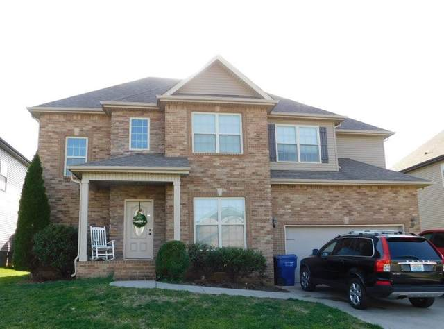 3372 Wiser Dr, Clarksville, TN 37042 (MLS #RTC2238815) :: The Milam Group at Fridrich & Clark Realty