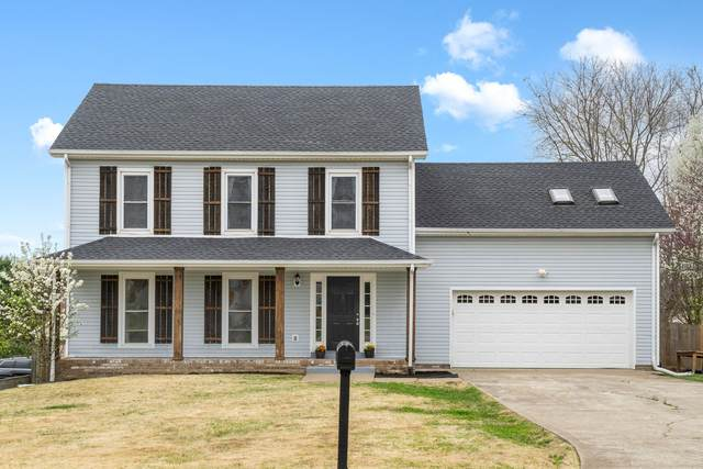 1767 Crestview Dr, Clarksville, TN 37042 (MLS #RTC2238868) :: Michelle Strong
