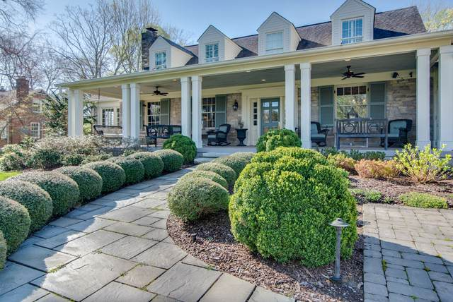 3423 Hampton Ave, Nashville, TN 37215 (MLS #RTC2238886) :: Maples Realty and Auction Co.