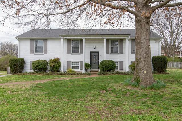 712 Desmond Dr, Nashville, TN 37211 (MLS #RTC2238897) :: Felts Partners