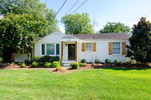 308 James Ave, Franklin, TN 37064 (MLS #RTC2238974) :: Exit Realty Music City