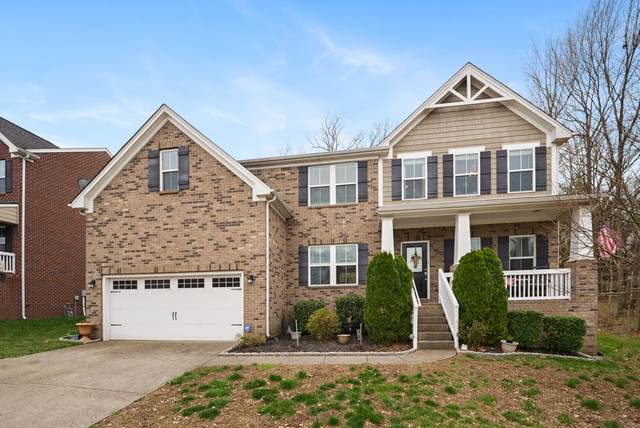 2209 Chance Dr, Hermitage, TN 37076 (MLS #RTC2239020) :: The Miles Team | Compass Tennesee, LLC