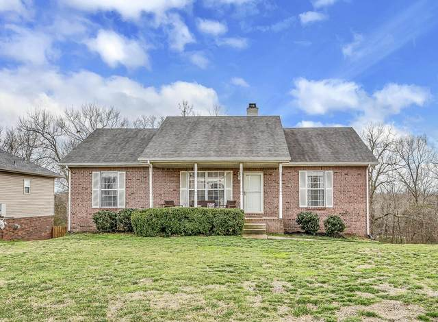 1007 Secretariat Dr, Mount Juliet, TN 37122 (MLS #RTC2239029) :: Nashville on the Move